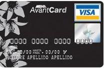 La tarjeta de la mujer moderna...